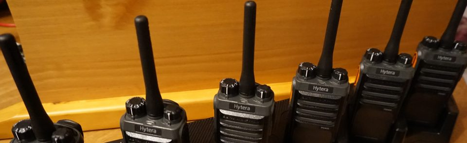 Two-Way Radio Hire
